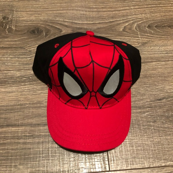 6227aac72654b0 Marvel Accessories | Little Boys Spiderman Cap | Poshmark